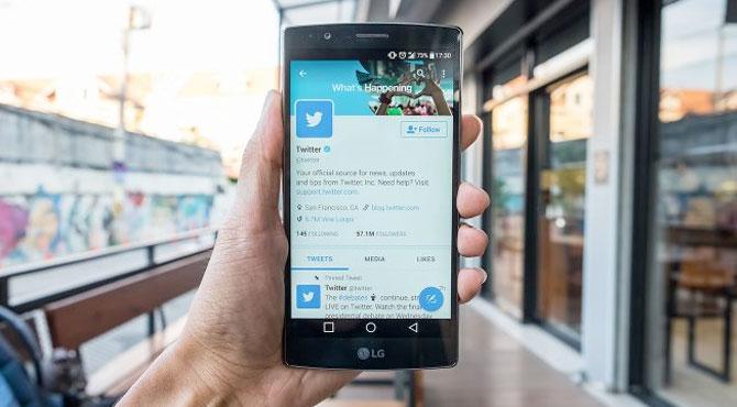 Twitter'da Sınırlar Kalkmaya Devam Ediyor