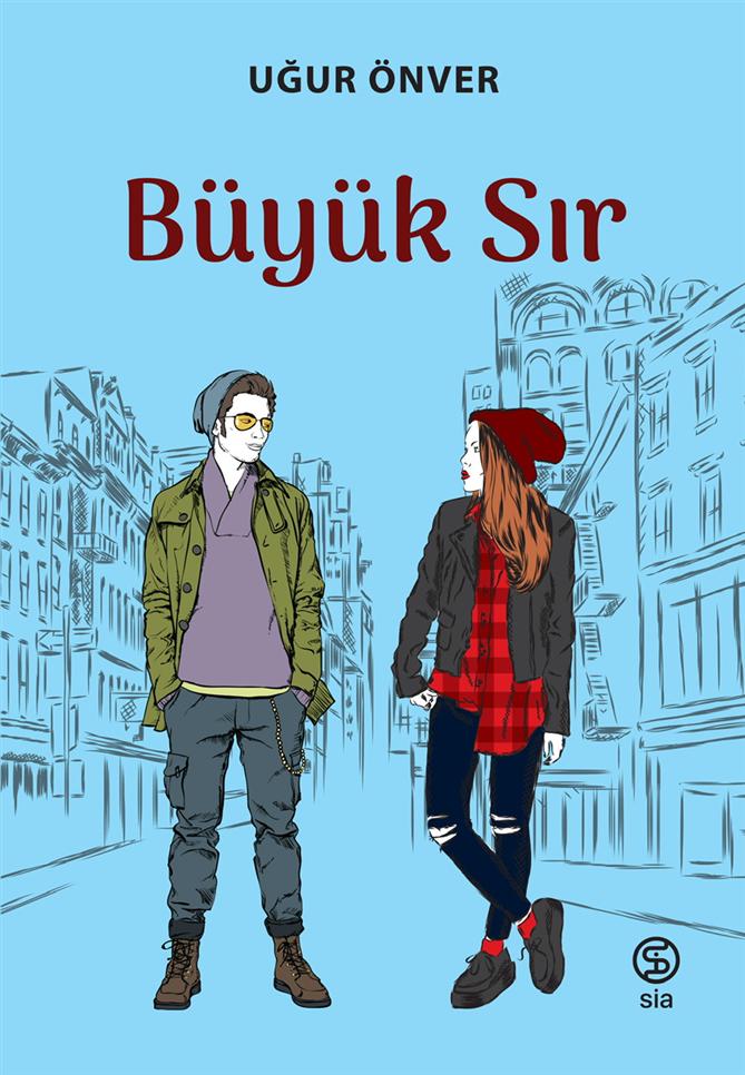"""Uğur Önver'den Yeni Kitap """"Büyük Sır"""""""