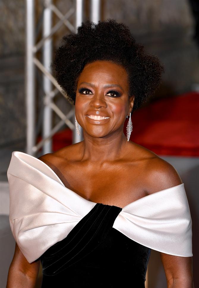 Viola Davis First Ladies Projesinde Michelle Obama'ya Hayat Verecek