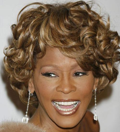Whitney Houston çok hasta