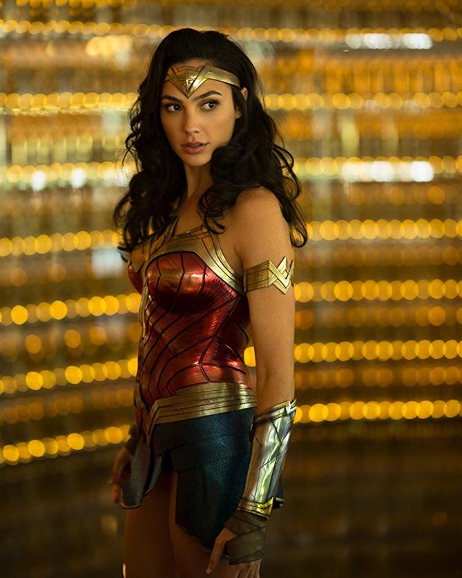 Wonder Woman 1984'ten Heyecanlandıran Fragman