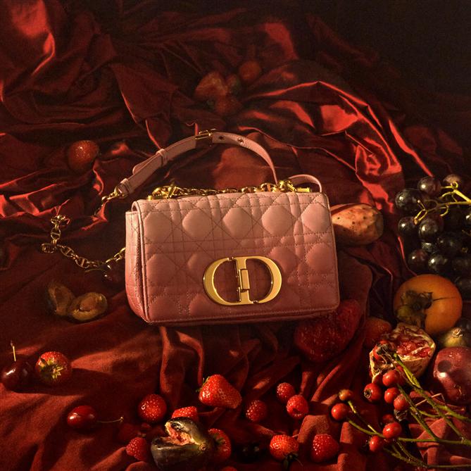 Yeni Bir Aksesuar Ailesi: Dior Caro