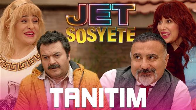 Yeni Dizi: Jet Sosyete