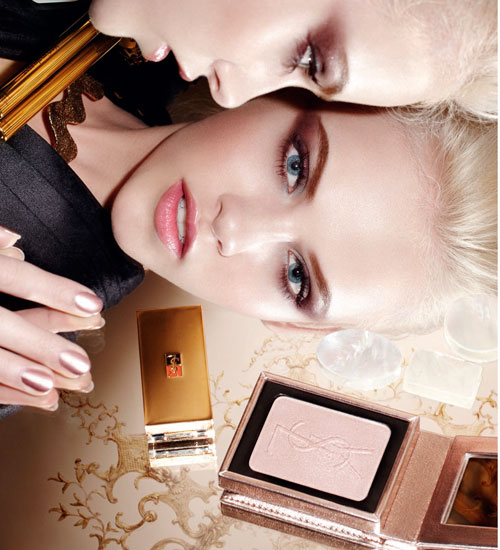 YSL Holiday Look