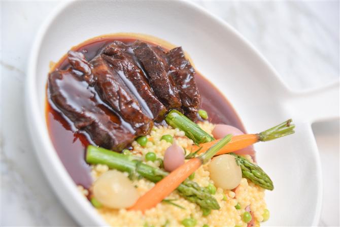 Zaxi Restaurant'ın Yaz Menüsü Lezzet Dolu