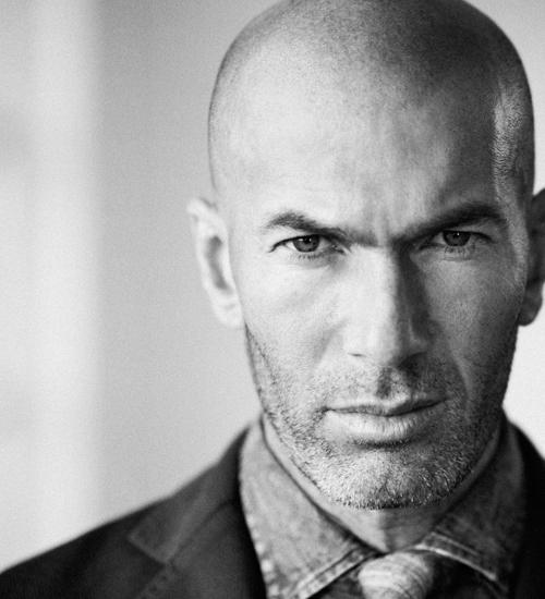 Zinedine Zidane Mango`nun reklam yüzü oldu
