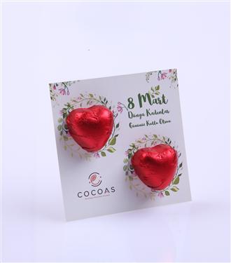 8 Mart Kadınlar Gününü Cocoas Çikolatalarla Kutlayın