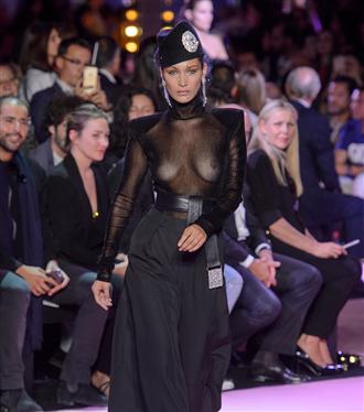 Alexandre Vauthier Sonbahar 2017-18 Couture Defilesi