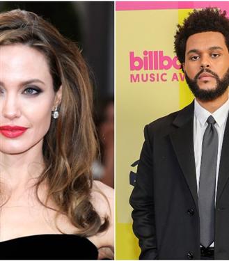 Angelina Jolie ve The Weeknd Aşk Mı Yaşıyor?