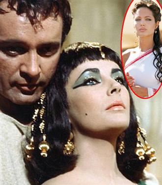 Angelina Kleopatra olacak