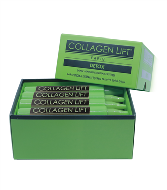 Annenize Collagen Lift Paris'ten 'Yemyeşil' Detoks