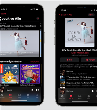 Apple Music ve App Store'da 23 Nisan Coşkusu