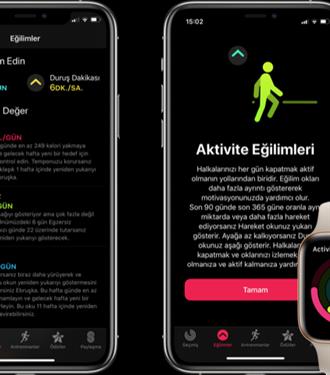 Apple Watch ile Günlük Aktivitelerinizi Ölçün