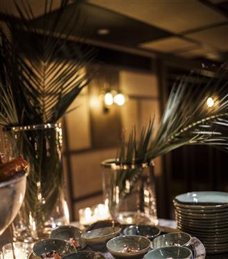 Benzersiz Manzarasıyla İstanbul'un En Yeni Restoranı Octo!