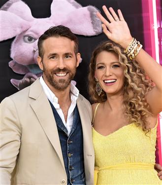 Blake Lively ve Ryan Reynolds 3. Çocuklarının Cinsiyetini Açıkladı