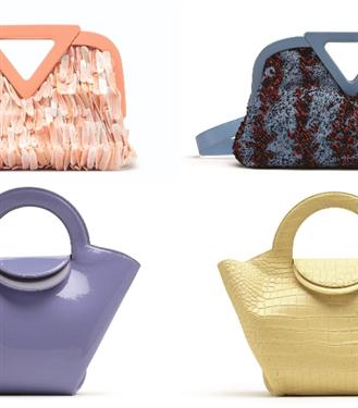 Bottega Veneta'nın Salon 01 Koleksiyonuna İki Yeni Çanta Tasarımı