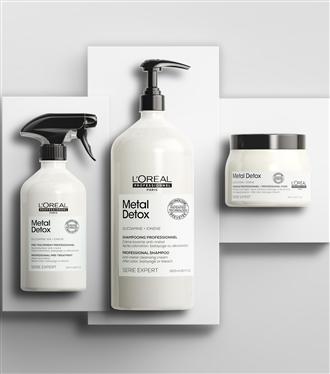 Boya, Balyaj ve Saç Açma İşlemlerinde Çığır Açıcı Yenilik: Metal Detox