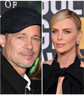 Hollywood'un Son Aşk Bombası: Brad Pitt ve Charlize Theron
