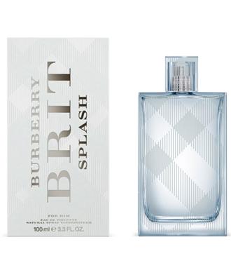 Burberry Yeni Erkek Parfumu: Brit Splash