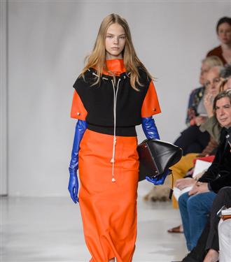 NYFW: Calvin Klein 2018 Sonbahar Kış Koleksiyonu