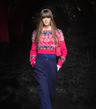 Chanel Sonbahar/Kış 2021-22 Koleksiyonu İle Parizyen Bir Kayak Tatili Rüyası