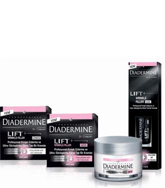 Diadermine ve Dr. Caspari işbirliği