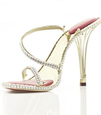 Eternal Diamond elmaslı ayakkabı