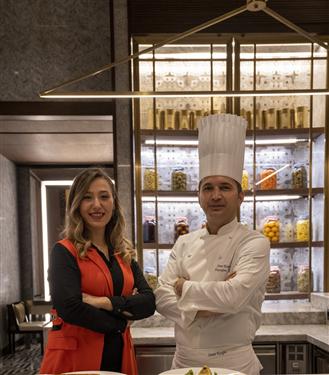 Fairmont Quasar Istanbul ve Estetik International'dan Sağlıklı Workshop