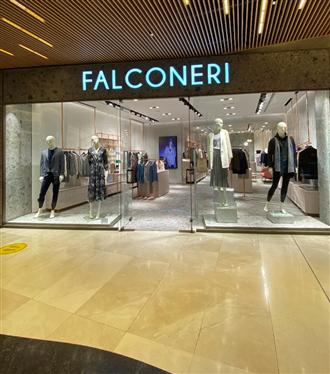 Falconeri Zorlu AVM'de Kapılarını Açıyor