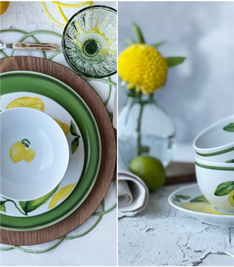Fern&Co. Akdeniz'in Limon Bahçelerini Sofralara Taşıyor