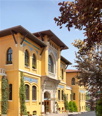 Four Seasons Hotel Istanbul At Sultanahmet Avrupa'nın En İyi 4. Oteli Oldu