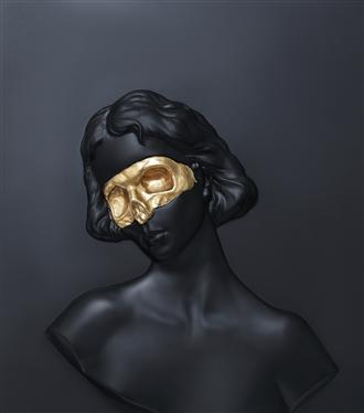 Gina Ginali'nin Eserlerinde Aykırı Detaylar Sadelikle Buluşuyor