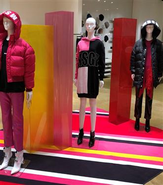 Göz Alıcı Tasarımlarıyla MSGM Pop-Up Butiği Beymen İstinyePark'ta Açıldı