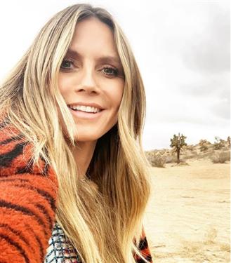 Heidi Klum'un Işıldayan Cildinin Arkasındaki Sır