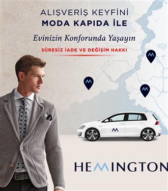 Hemington.com.tr İle Moda Kapınızda