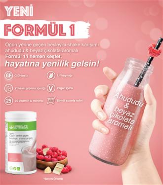 Herbalife Nutrition'dan Yeni Tatlar