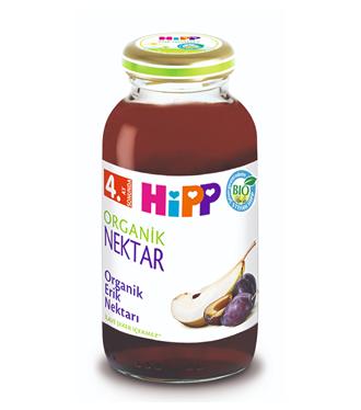 HİPP Organik Erik Nektarı Vitamin Bakımından Zengin ve Şeker İlavesiz