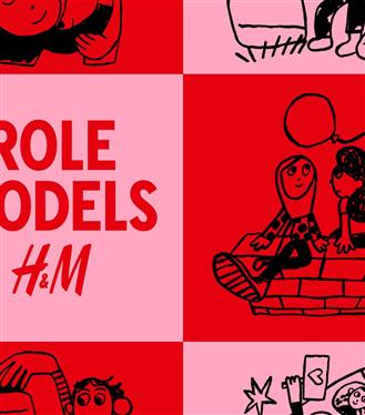 H&M, Tüm Rol Modellerini Çağırıyor!