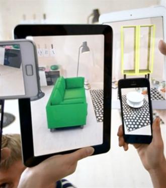 Ikea'dan Artırılmış Gerçeklik Uygulaması