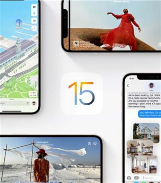 iOS 15 ve Önde Gelen 10 Özellik