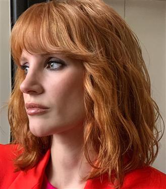 Jessica Chastain'in Yeni Saç Modeli Bu Yazın Trendi Olacak!