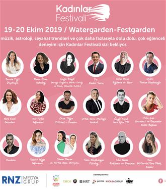 """Kadınların Ortak Buluşma Noktası """"Kadınlar Festivali"""" Başlıyor"""