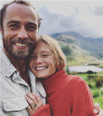 Kate Middleton'ın Erkek Kardeşi James Middleton Nişanlandı