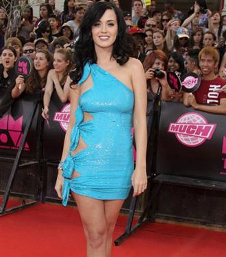 Katy Perry elbisesi
