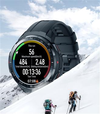 Kayak Keyfini HONOR Watch GS Pro'yla Çıkarın