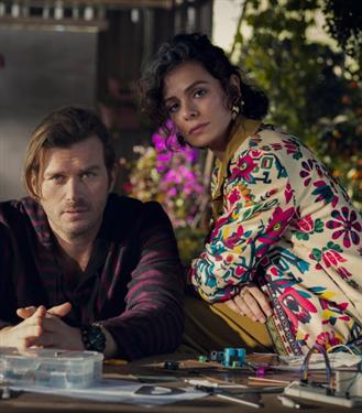 Kıvanç Tatlıtuğ'un Başrolünde Olduğu Yeni Netflix Dizisinden İlk Görseller