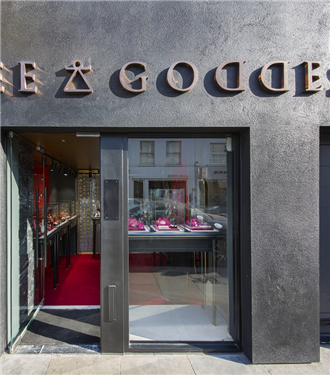 Londra'da Butiği Olan İlk ve Tek Türk Mücevher Markası Bee Goddess Oldu