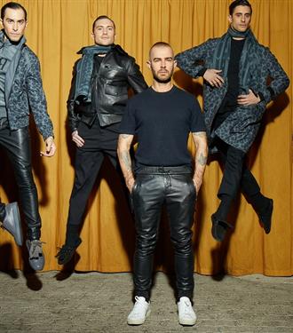 Milano Erkek Moda Haftası'na Katılacak Tek Türk Tasarımcı Serdar Uzuntaş