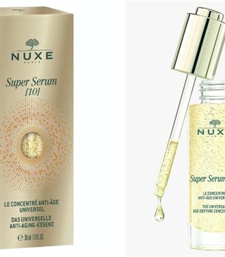 Nuxe'ten Yepyeni Bir Ürün: Super Serum [10]