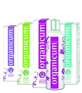 Organicum Aktif Saç Maskesi
